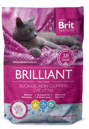 Brit Brilliant Silica-Gel