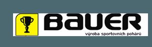 Poháry Bauer logo