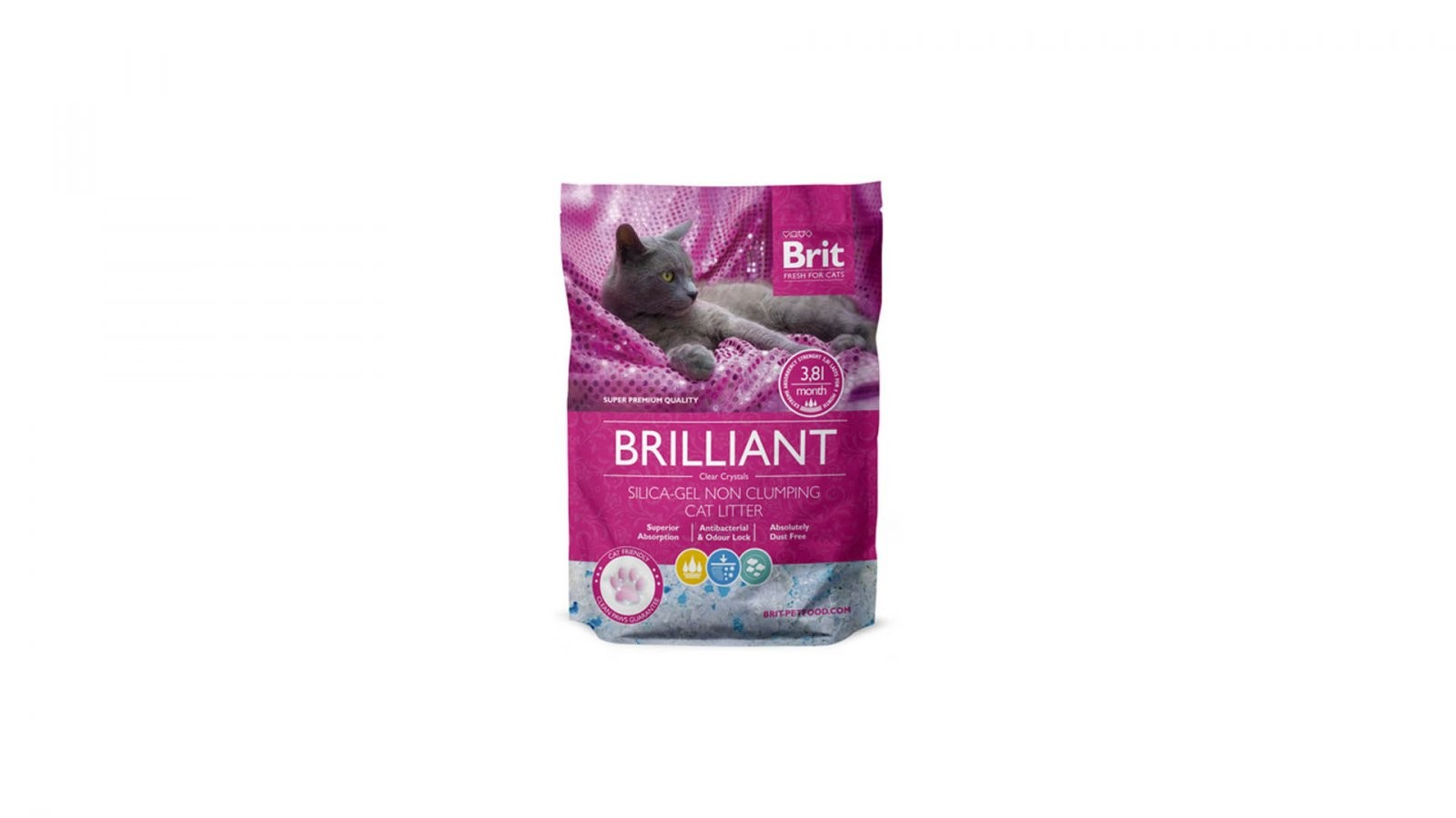 Brit-Brilliant-Silica-Gel